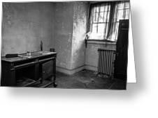 Abandoned House Wilson Nc 0012 Greeting Card