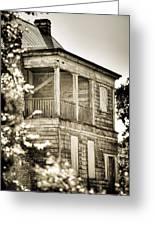 Abandoned Plantation House #4 Greeting Card