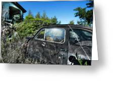 Abandoned Vehicles - Veicoli Abbandonati  2 Greeting Card