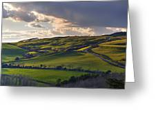 Abbotsbury - England Greeting Card