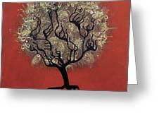 Abc Tree Greeting Card