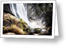 Aber Falls Greeting Card
