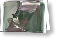 Abstract - Elegance Greeting Card