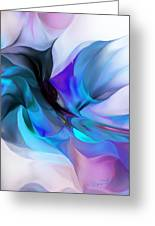 Abstract 012513 Greeting Card