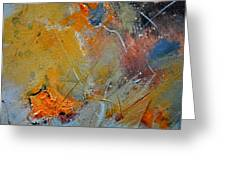 Abstract 015011 Greeting Card