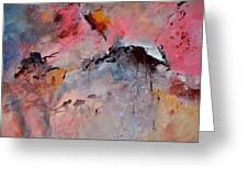 Abstract 015082 Greeting Card