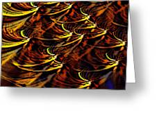 Abstract 022611a Greeting Card