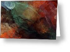 Abstract 042211 Greeting Card