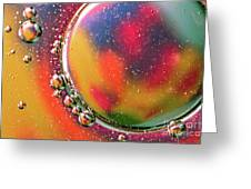 Abstract 0423d Greeting Card