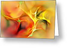Abstract 061410a Greeting Card