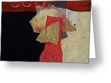 Abstract 070 Greeting Card