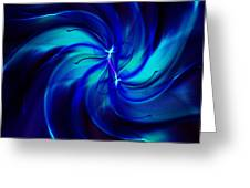 Abstract 070810 Greeting Card