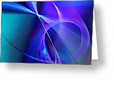 Abstract 070810b Greeting Card