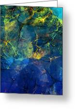 Abstract 081610 Greeting Card