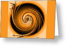 Abstract 086 Greeting Card