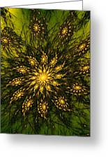Abstract 090110 Greeting Card