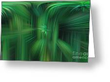 Abstract 0902 H Greeting Card