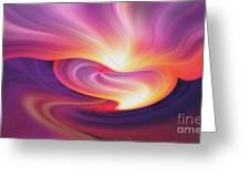 Abstract 0902 I Greeting Card