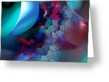 Abstract 0971711 Greeting Card