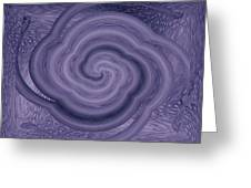 Abstract 10 Greeting Card
