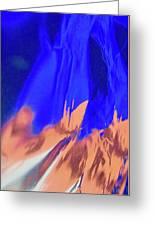 Abstract 10058 Greeting Card