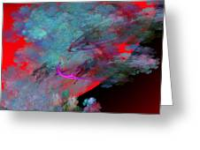 Abstract 102210 Greeting Card
