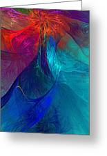 Abstract 120610 Greeting Card