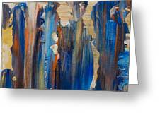 Abstract 29067 Greeting Card