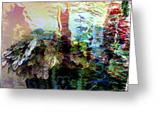 Abstract 339 Greeting Card