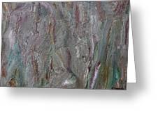 Abstract 409 Greeting Card