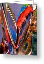 Abstract 426 Greeting Card