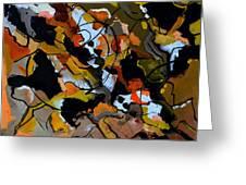 Abstract 446190 Greeting Card