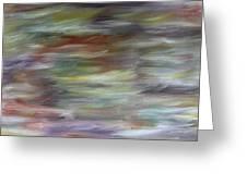 Abstract 447 Greeting Card