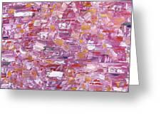 Abstract 467 Greeting Card
