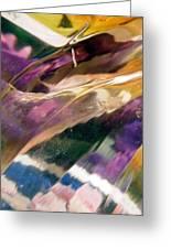 Abstract 513 Greeting Card