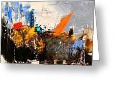 Abstract 517032 Greeting Card
