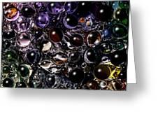 Abstract 63016.5 Greeting Card