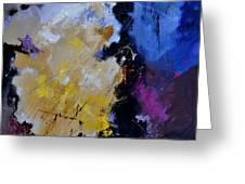 Abstract 660101 Greeting Card