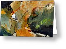 Abstract 66018012 Greeting Card