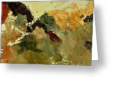 Abstract 6601901 Greeting Card