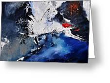 Abstract 6611401 Greeting Card