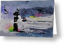 Abstract 6611602 Greeting Card