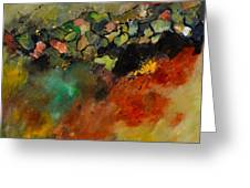 Abstract 6611604 Greeting Card