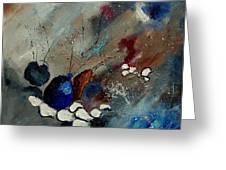 Abstract 67909010 Greeting Card