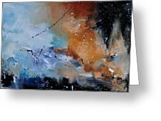 Abstract 684124 Greeting Card