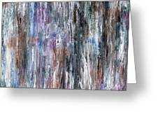 Abstract 741 Greeting Card