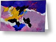 Abstract 760170 Greeting Card