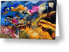 Abstract 7808082 Greeting Card