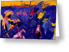 Abstract 880160 Greeting Card