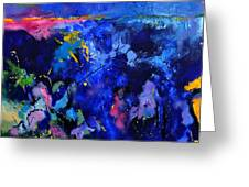 Abstract 8801602 Greeting Card